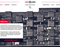 East&Hard Website