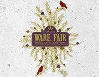 Ware Fair Event Branding