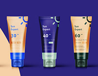 Ardene Sun Screen Lotions