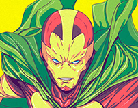 Mister Miracle - NEW GODS - Print/Poster