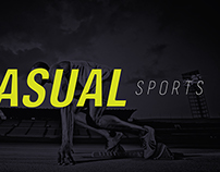 Casual Sports - Corporate ID