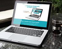 TiendaNube | App Landing Page