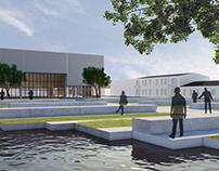 Koluszki - projekt centrum