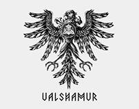 Valshamur - Falcon Logo