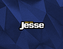 "Twitch Project ""YouSeeJesse"""