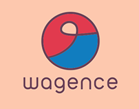 Wagence logotype