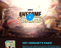 Hershey's Cookies 'n' Crème Awesome Twosome
