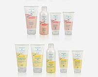 Yardley Oatmeal Skin Range Packaging Design