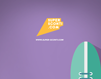 super-sconti.com | web design