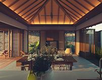 private villa design by Somia