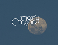 Mary Moon Typeface
