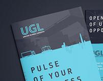 UGL, концепция продукции для логистики