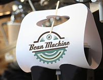 BEAN MACHINE REBRAND