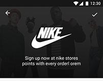 Store Mobile APP UI UX