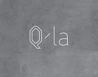 Qla / Restaurant Branding
