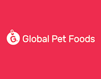 Global Pet Foods: Rebrand Concept
