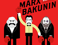 Marx VS. Bakunin