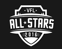 ALL STARS | Logo Design