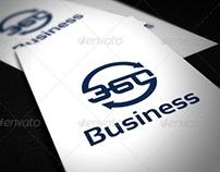 Business 360 Logo Template
