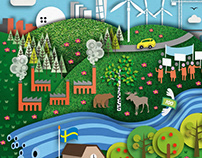 ESBRI, VINNOVA »Sveriges entreprenöriella ekosystem«