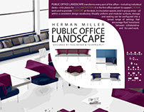 PRES TECH: SYSTEMS FURNITURE INFOGRAPHIC POSTER