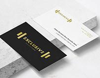 EXCLUSIVE - Brand Identity