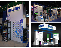 Belden Booth Displays