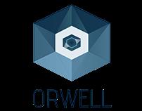 Orwell Logo Design