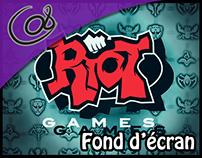 Fond d'écran : Riot Games