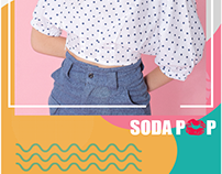 [SODAPOP] Best sellers this summer