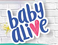 Hasbro, Baby Alive: Concepto para Tienda