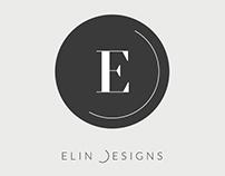Elin Designs - branding