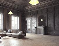Interior visualization