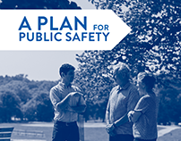 Nate For State: A Plan For Public Safety