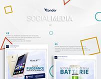 Social Media Content Condor Electronics