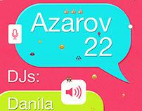 Azarov 22
