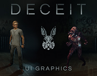 DECEIT - UI Graphics Rework