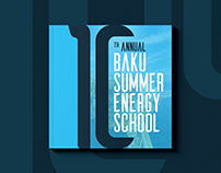 Baku Summer Energy School | Anniversary Brochure