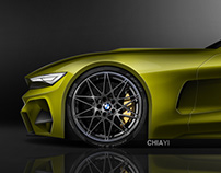 2020 BMW M4 concept competition