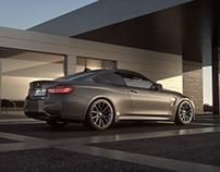 BMW M4 full CGI