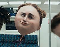 """Airheads """"Subway"""""""