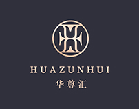 HUAZUNHUI(Luxury Club) Branding