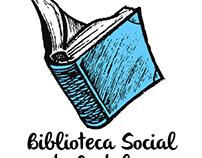 Biblioteca Social de Badalona Logo