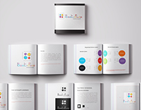 Development of corporate identity