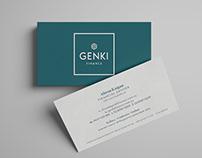 Genki Finance - Branding