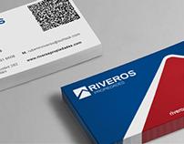 Riveros Propiedades | Rebranding