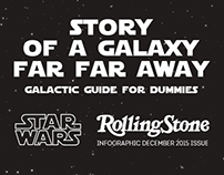 Rolling Stone Italia - Galactic Guide For Dummies