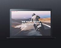 Suzuki Cycles Responsive Website