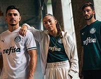 Graphic Design Palmeiras Kits 2020 / 2021