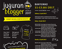 Juguran Blogger Indonesia 2017